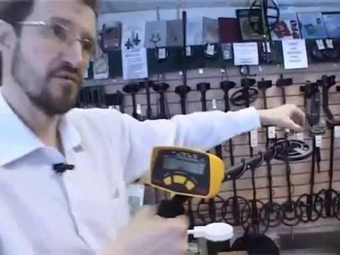 Видео Грунтовый металлоискатель Garrett ACE 150