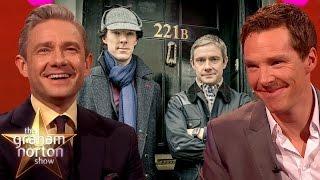 Video Elementary, My Dear Norton | Best of Benedict Cumberbatch & Martin Freeman on The Graham Norton Show MP3, 3GP, MP4, WEBM, AVI, FLV Maret 2019