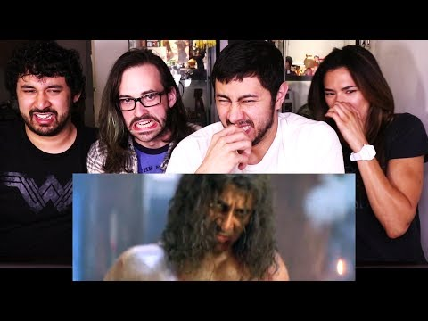 APARICHIT-ANNIYAN SPLIT PERSONALITY FIGHT SCENE | Reaction!