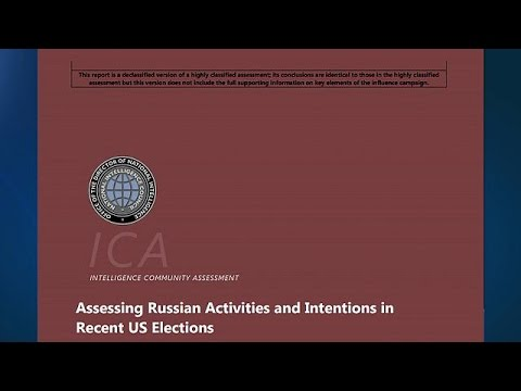 Ce que dit le rapport du renseignement américain sur l'ingérence russe