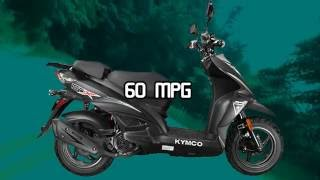 7. 2015 KYMCO SUPER 8 150 X SCOOTER! (Overview & Specs) by Boca Scooters