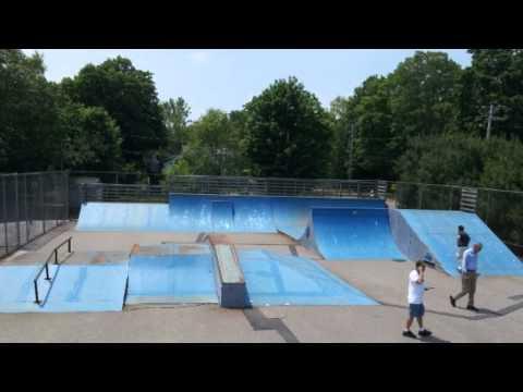 Restoring The Foxboro Skate Park