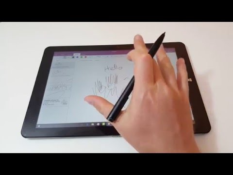 Chuwi Hi12 Official Stylus HiPen Unboxing And Test