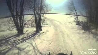 4. Arctic Cat F7 top speed run