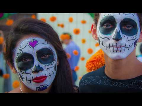 Dia de Muerto/All Souls Day, Lake Chapala, Mexico 2016