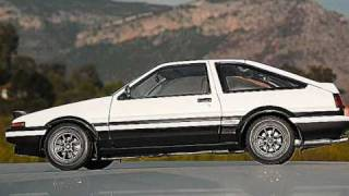 Nonton THE FAST AND THE FURIOUS TOKYO DRIFT TOYOTA AE86 TRUENO TUNING 1/18 By AUTOart Film Subtitle Indonesia Streaming Movie Download
