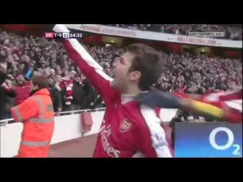 arsenal beautiful goals