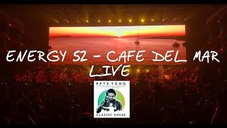 Pete Tong & The Heritage Orchestra Live Energy 52 - Cafe del Mar Ibiza Classics 4K