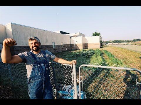 Gardening the Juvenile Detention Center