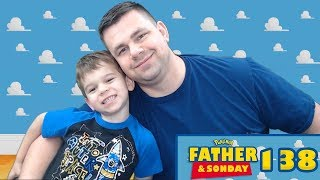 Father and Sonday!   Opening Pokemon Cards with Lukas #138 by The Pokémon Evolutionaries