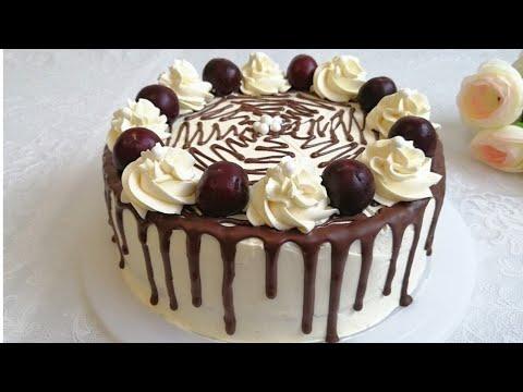 3 Dona Tuxum Ishlatdim / Oddiy Masalliqlardan SHOXONA TORT Retsepti / Шикарный Торт / SPOONGE CAKE