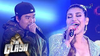 Video The Clash: ''Sirena'' by Gloc-9 and Lani Misalucha MP3, 3GP, MP4, WEBM, AVI, FLV Desember 2018