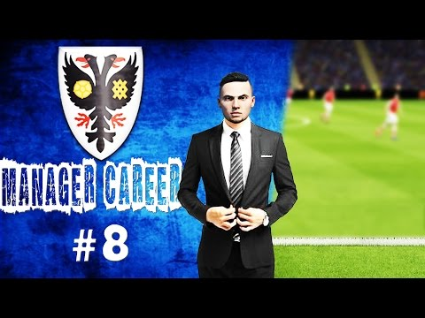 FIFA 15 Manager Career Mode Ep.8 - JANUARY SIGNINGS