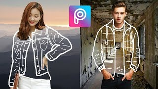 Video Cara Edit Invisible Clothes (Baju Transparan) di Picsart Android dan iOS MP3, 3GP, MP4, WEBM, AVI, FLV Mei 2019