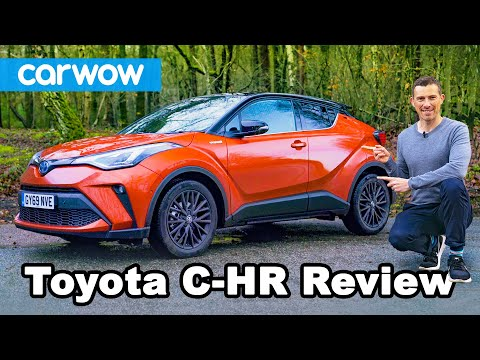 Style over substance? Toyota C-HR 2020 review