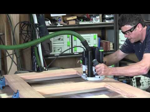 making doors -