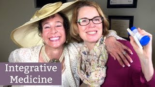 """Do you know what an """"Integrative Medicine Physician"""" is? Did you know that the offer yet another means of managing your menopause? Well, then, what's different about an Integrative Medicine Physician? How do you know if they offer the right approach for you? In this video, I'll take you to see an Integrative Medicine Physician so that you can find out for yourself. Monica Roberson, M.D.'s contact information-  Monica Roberson, M.D. The Healing Space 1728 Bissonnet St. Houston, Texas  77005 713 520 6800 www.thehealingspace.comVisit my website: https://menopausetaylor.me/Click here to print the worksheet: https://menopausetaylor.me/wp-content/uploads/worksheet.pdfClick here to find the outline notes: https://menopausetaylor.me/wp-content/uploads/outline-notes.pdfWatch every Menopause Taylor episode from the beginning: https://www.youtube.com/playlist?list=PLOUBdLFwUtyYimWltwfsEQneVYjIaMQH-Check out my book, Menopause: Your Management Your Way ... Now and for the Rest of Your Life: https://www.amazon.com/Menopause-Your-Management-Rest-Life/dp/143920795X?ie=UTF8&keywords=menopause%20barbie&qid=1461746042&ref_=sr_1_1&sr=8-1Connect with me on social media:Facebook: https://www.facebook.com/Menopause-Barbie-356641841173232/Twitter: https://twitter.com/BarbieTaylorMDInstagram: https://www.instagram.com/menopausebarbie/"""