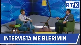 Intervista me Blerimin - Tregu, industria, zonat e lira 01.05.2018