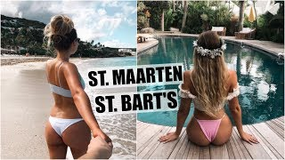 Had the best time in St. Maarten and St. Bart's with Modeliste Magazine! For more travel vlogs, click here! http://bit.ly/1OUQKFu OPEN FOR MORE INFO + ...