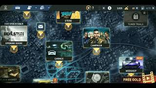 Need for Speed No Limits : Chapter 2 Nitro Rush HD gameplay Android