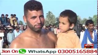 OPEN KABADDI FIGHT 2018 MELA BABA SAEED AHMED SEEDEY  AT HOME GROUND OF JAWED JATTO 2018
