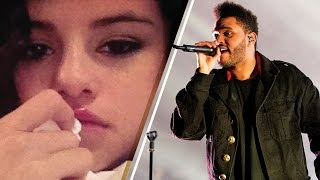 Video The Weeknd Makes Selena Gomez CRY MP3, 3GP, MP4, WEBM, AVI, FLV April 2018