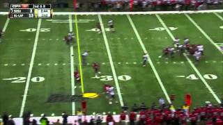 Dwight Bentley vs San Diego State 2011