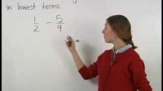 Dividing Fractions - MathHelp.com - Pre Algebra Help