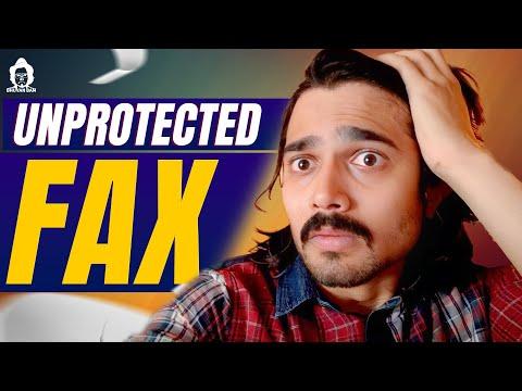 BB Ki Vines-   Unprotected Fax  