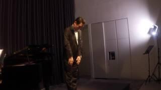 2017.05.23 벨라보체 정기 연주회中별을 캐는 밤 / 정애련Fenesta che lucivi e mo non luci(그대의 창에 불은 꺼지고) / V.Bellini