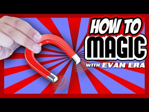 10 Magic Tricks with Magnets!
