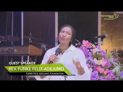 Rev Funke Felix - Adejumo | Grace For The Next Level