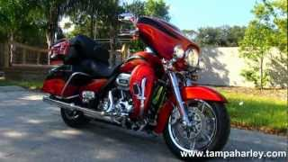 6. New 2013 Harley-Davidson CVO Ultra Classic Electra Glide Screaming Eagle