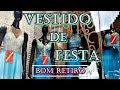 Download Lagu VESTIDO DE FESTA NO BOM RETIRO | MISSÃO: AZUL TIFFANY Mp3 Free