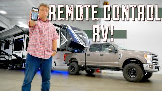 Control Your RV or Motorhome From Anywhere On Earth, Even From Inside Your Truck! by The Fast Lane Truck