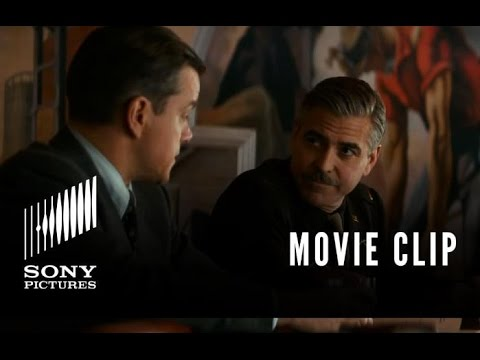 The Monuments Men (Clip 'Putting the Team Together')