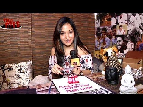 EXCLUSIVE! Preetika Rao celebrates her birthday