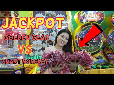 JACKPOT TIKET GOLDEN GEAR VS SMART MONGKEY DI ZONE 2000!!