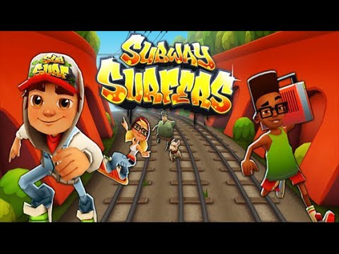 Subway Surfers Trailer HD Download Game App For Android Iphone