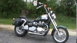 9. 2005 Triumph America