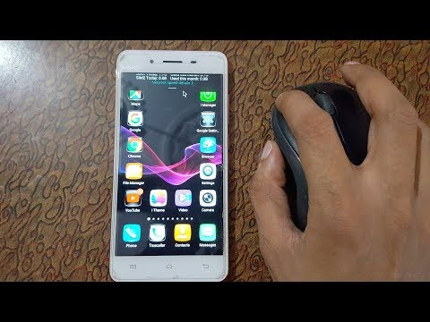 How to Connect Wireless Mouse to Any Mobile