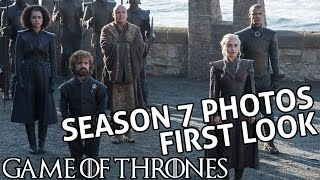 Game of Thrones dropped the first official photos showing the cast from Season 7. Please Subscribe now!