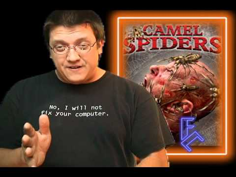 Camel Spiders movie review on The Final Cut