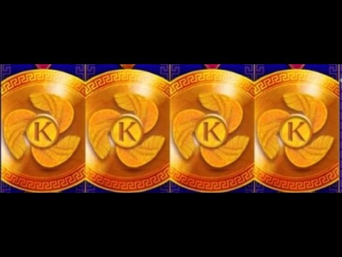 **MAX BET** KRONOS slot machine 25 spins BONUS BIG WIN!