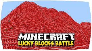 Video MINECRAFT: RED LUCKY BLOCKS MOUNTAIN MOD PVP CHALLENGE ☆ BERG AUS LUCKY BLOCKS! (Deutsch   HD) MP3, 3GP, MP4, WEBM, AVI, FLV Juli 2018