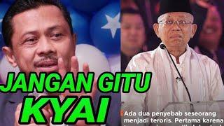 Imam Muslim Newyork Tegur Kyai Ma Ruf Soal Pernyataannya Di Debat Capres 2019 Pilpres 2019 Prabowo S