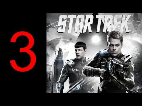 "Star Trek gameplay walkthrough part 3 let's play PS3 GAME XBOX PC HD ""Star Trek walkthrough part 1″"