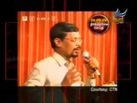 Fulfilled Nilgiris Prophecy(2009) - Bro. Vincent Selvakumar