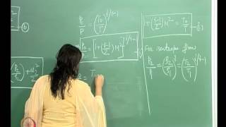 Mod-01 Lec-05 Lecture-05-The Relation Of Physical Properties Across A Normal Shock