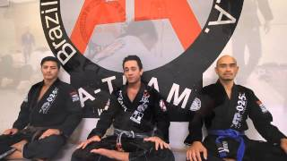 A-Team Brazilian Jiu-Jitsu Episode